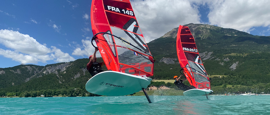 SAIL WITH US AT IQ FOIL JUNIOR AND YOUTH WORLD CHAMPIONSHIPS